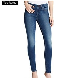 Jessica Simpson High Rise Skinny Jeans